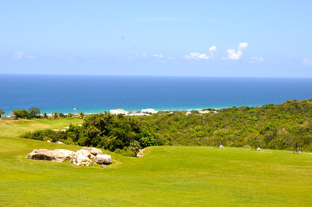 View From The White Witch Golf Course