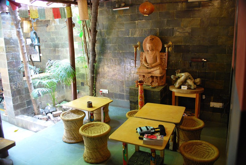 Bodhi Tree - Calcutta hotel