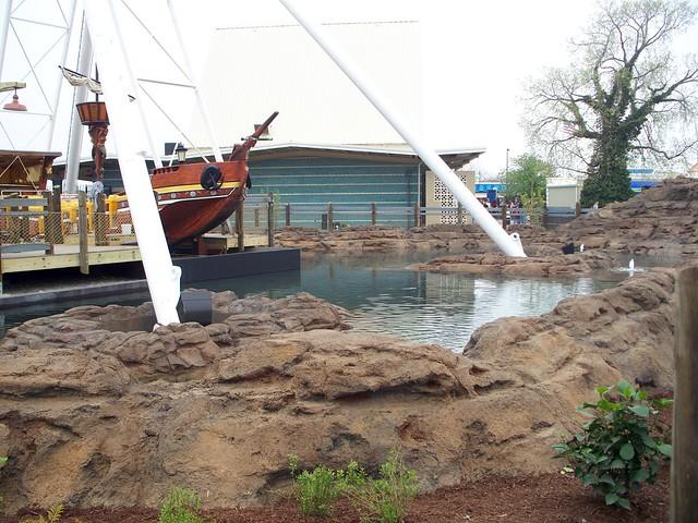 Cedar Point - New Ocean Motion Location
