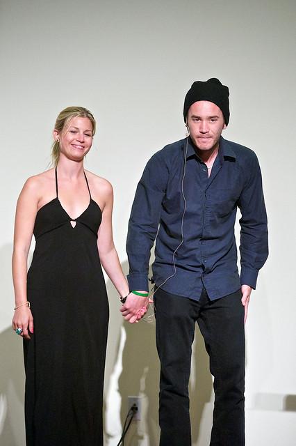 Tom pelphrey stephanie gatschet dating