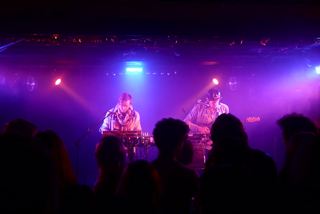 Music Waste: Humans | Biltmore Cabaret