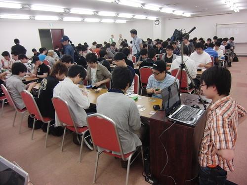 2011 Nationals QT - Chiba 1st : Hall 1
