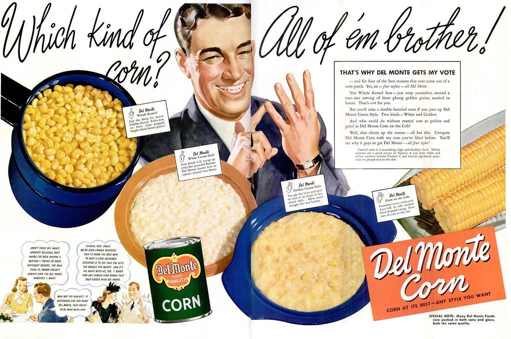 1941 ... I like me some corn!