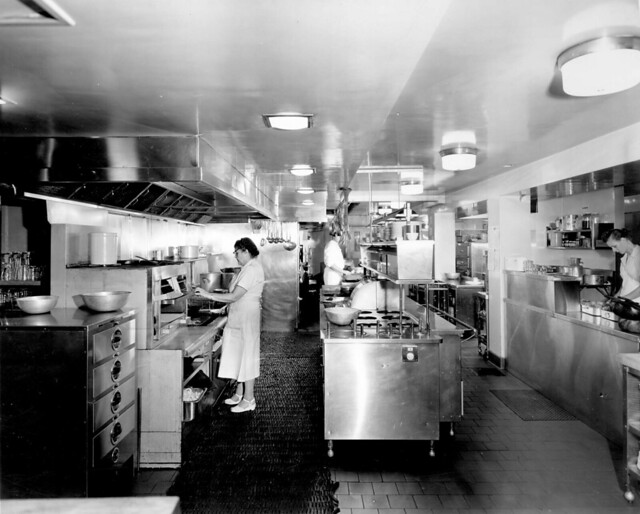 Commercial Kitchens In Home