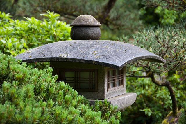Portland Japanese Garden Vancouverscape