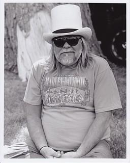 Man In Straw Hat
