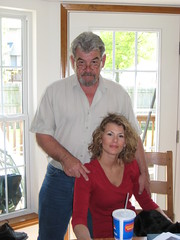 Jerry with Tara