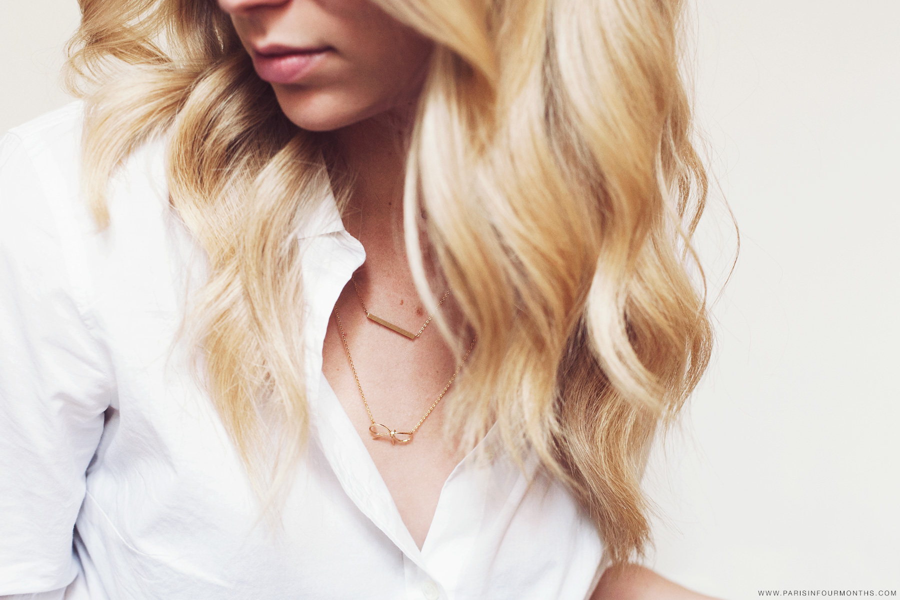 Necklaces by Carin Olsson (Paris in Four Months)