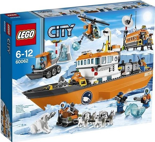 LEGO City 60062 Box