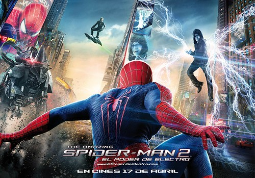 Poster Spiderman 2