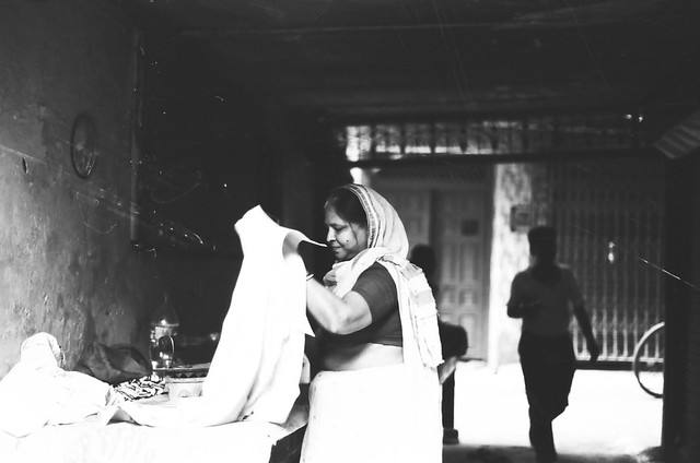 Delhi on B&W acros 100 pushed 3 stops and TMax400-20