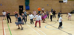 zumba, event, sports, performing arts, dance, person, physical exercise, choreography,