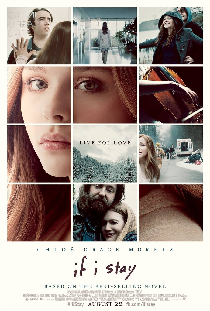 Chloë Grace Moretz if I stay