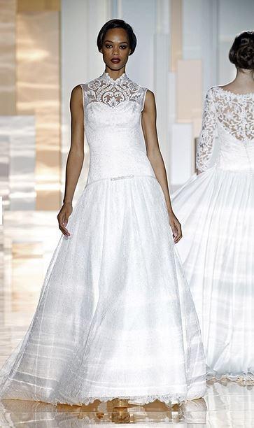 miquel suay  Barcelona Bridal Week 2014