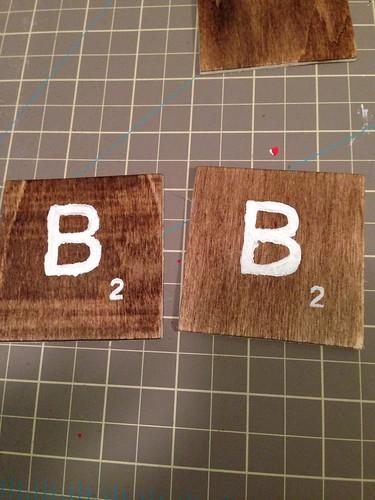 Scrabble blocks !!!