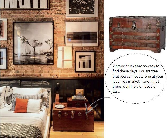 Bedside Table Ideas 4