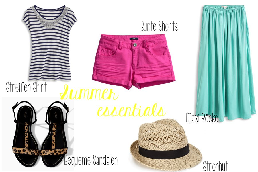 Summer essentials1