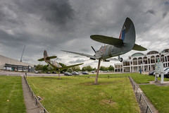 RAF museum at Hendon