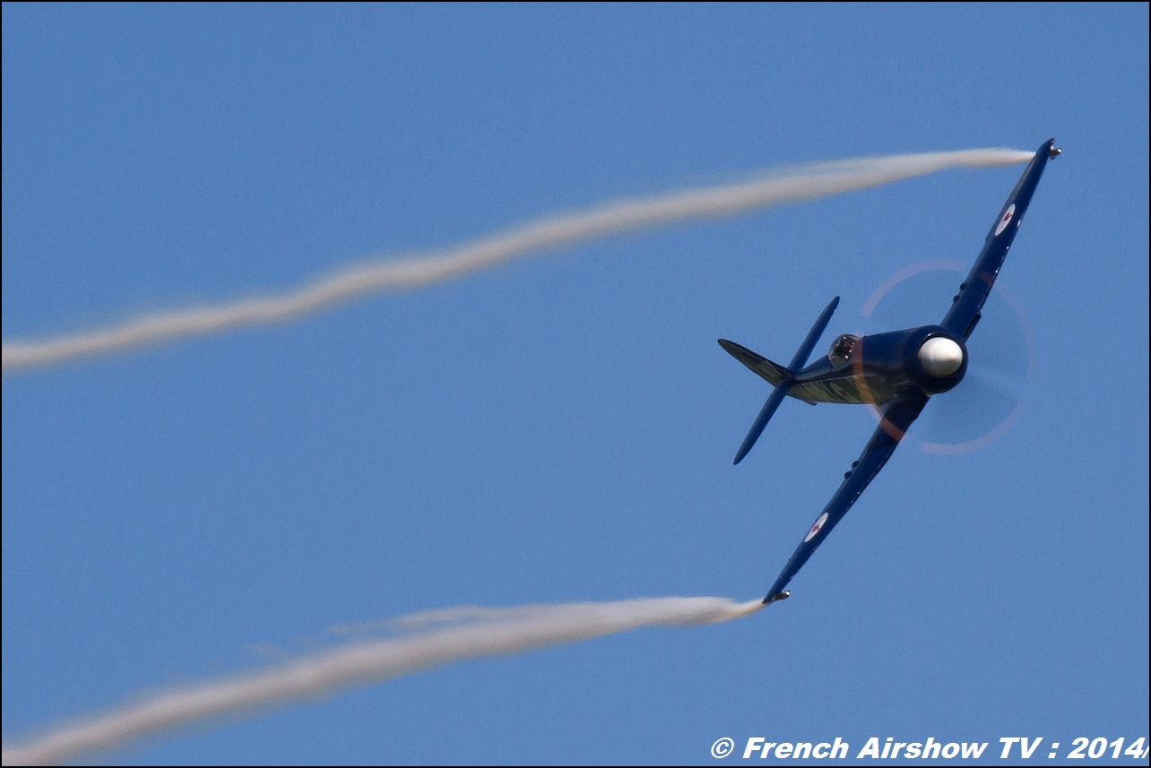 Hawker Sea Fury, Meeting Aerien Til Chatel 2014