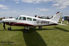 G-BNVE PIPER PA-28 181 ARCHER II 28-8490046 PRIVATE -Sywell-20130601-Alan Gray-IMG_6500