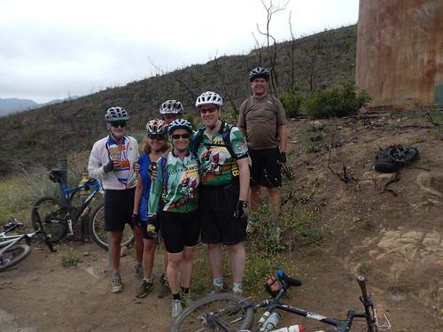 NRMBC at Sycamore Canyon