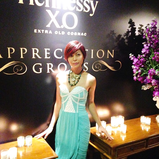 Hennessy X.O Appreciation Grows Johor Bahru 2014