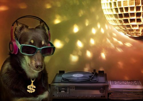 DJ Alley in da house