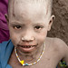 Masai Boy Covered in Dust - Lake Manyara, Tanzania