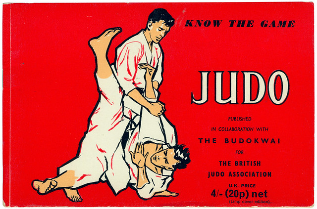 know the game - judo