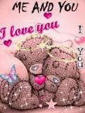 sos abrazados ilove you