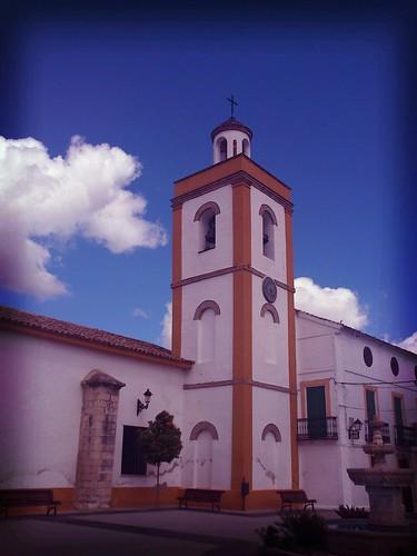 Escañuela, Iglesia.