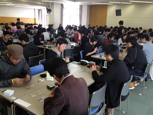 GPT Yokohama - Yoyogi : Hall