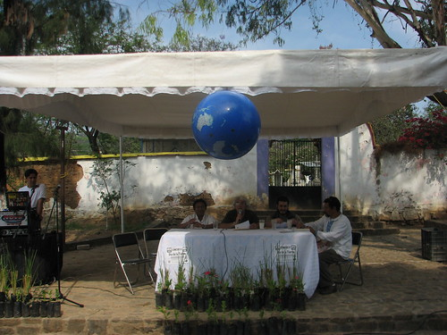 Earth Day Celebration at the Pochimilco Market @ Oaxaca 04.2012