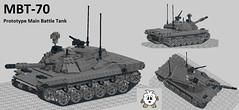 MBT-70 (v1.0.0) by Snuffwuzz (Ali)