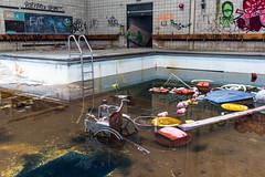 Hudson River State Hospital - Poughkeepsie, NY - 2012, Mar - 04.jpg by sebastien.barre