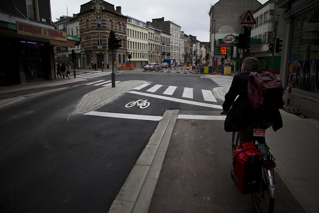 Antwerp Cycle Track_1