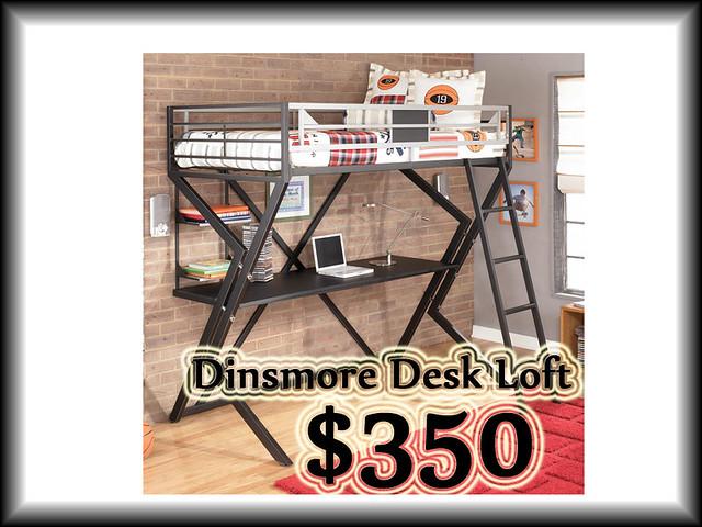 B106DINSMOREdeskloft$350