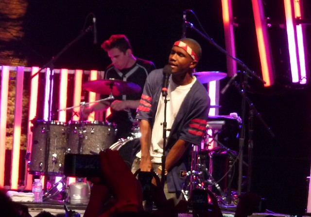 Coachella 2012 Day 2: Frank Ocean