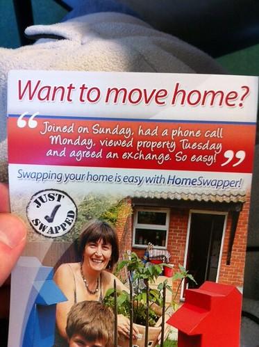 Craig David's house-moving service. by benparkuk