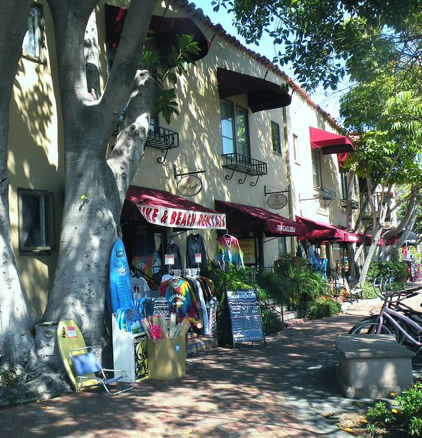 Coronado Shops
