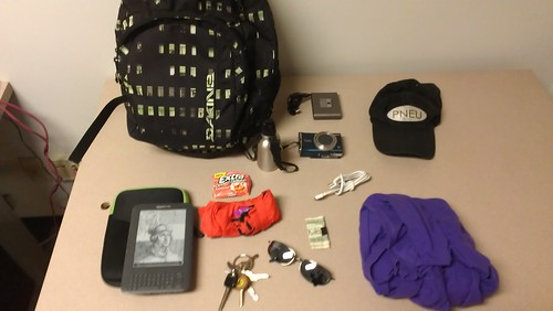 What's in your bag? by christopher575