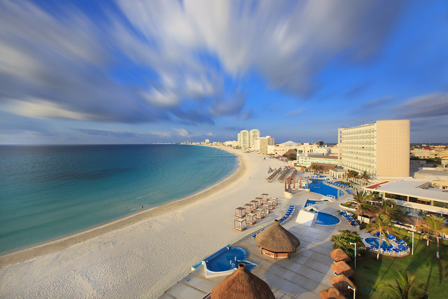 Krystal Cancun Private Beach Flickr Photo Sharing