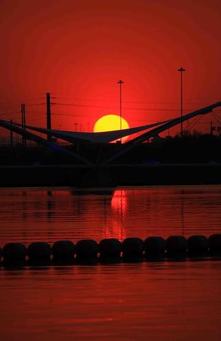 sunset arizona canon redsky 1001nights tempe tempetownlake bloodredsky underabloodredsky crimsonsky hardwickimages