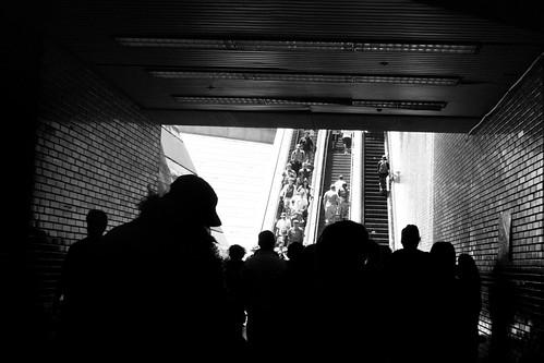 Underground Silhouettes