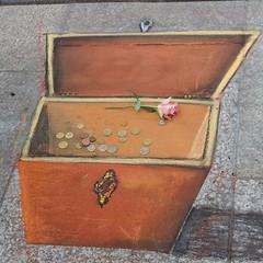 furniture, wood, chest, box,
