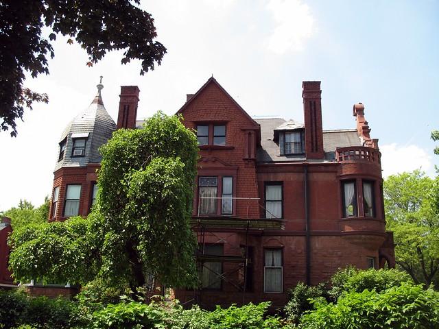 George J. & Nora Schuster Mansion (1891)
