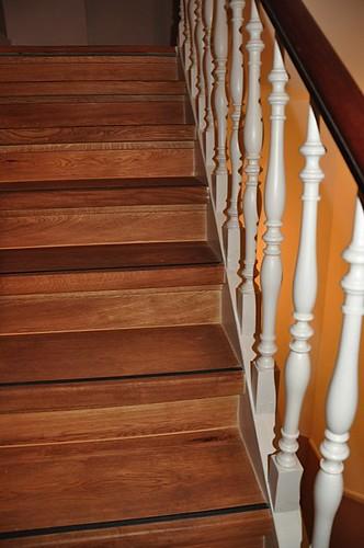 mes escaliers rénovés