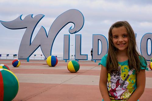 Wild Lauren.