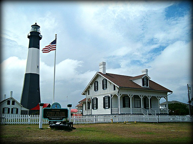 Tybee Island Light House Savannah, GA