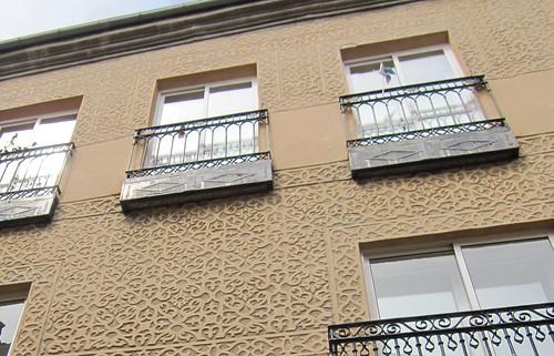 家の外壁の模様 by Poran111